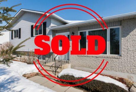 2758 Julie St Rockland Ontario Sold By Steve Brunet