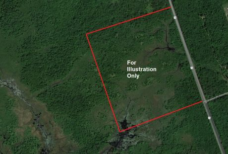 97 Acres of land in Wendover Ontario